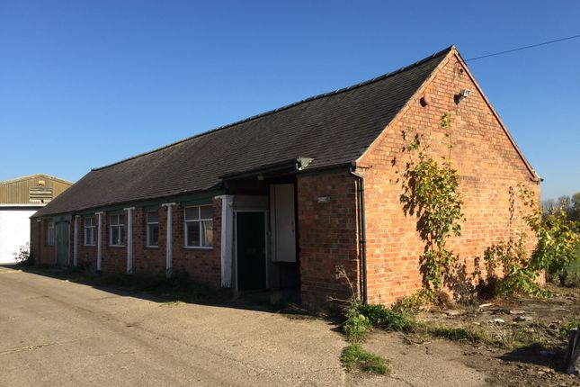 Thumbnail Light industrial to let in New Road, Colston Bassett