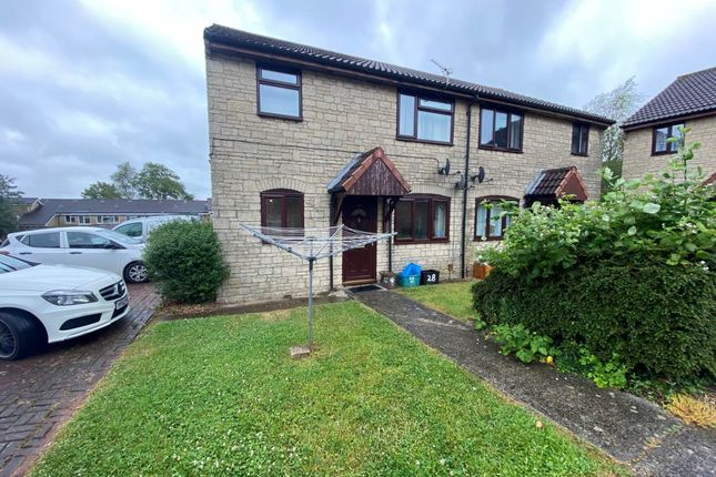 Thumbnail Flat to rent in Knights Court, Frome, Somerset