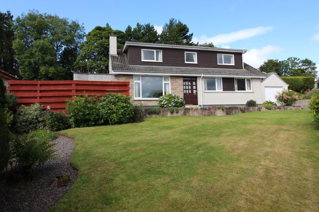 Thumbnail Detached house for sale in Kennedy Drive, Inverness