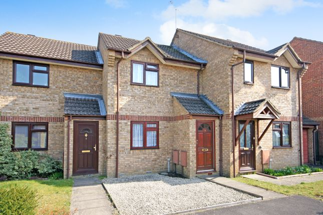Thumbnail Terraced house to rent in Loweswater Gardens, Bordon