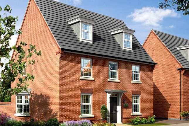 "Thumbnail Detached house for sale in ""Emerson"" at Ellerbeck Avenue, Nunthorpe, Middlesbrough"