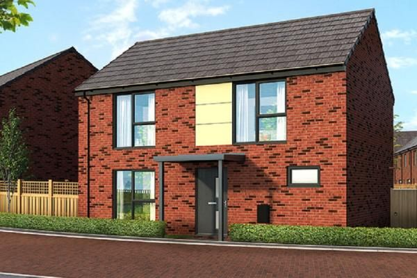 """Thumbnail Property for sale in """"The Aurora At The Springs"""" at Campsall Road, Askern, Doncaster"""