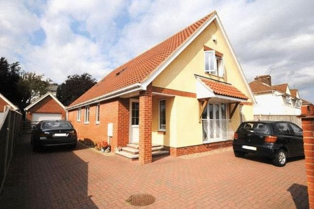 Thumbnail Detached bungalow for sale in Yarmouth Road, Thorpe St. Andrew, Norwich