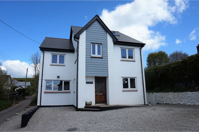 Thumbnail Detached house for sale in Popes Lane, Crediton