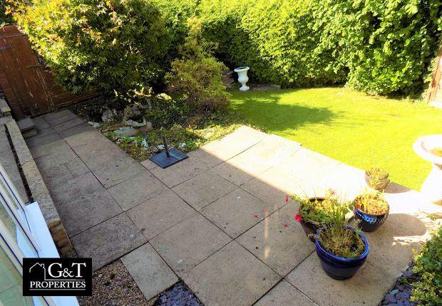 Rear Garden of Buckbury Close, Stourbridge, Stourbridge DY9