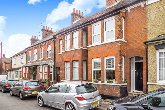 Thumbnail Terraced house for sale in Waterlow Road, Dunstable