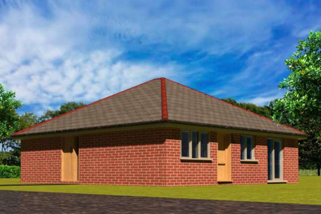 Thumbnail Detached bungalow for sale in The Green, Westfield Lane, Mansfield