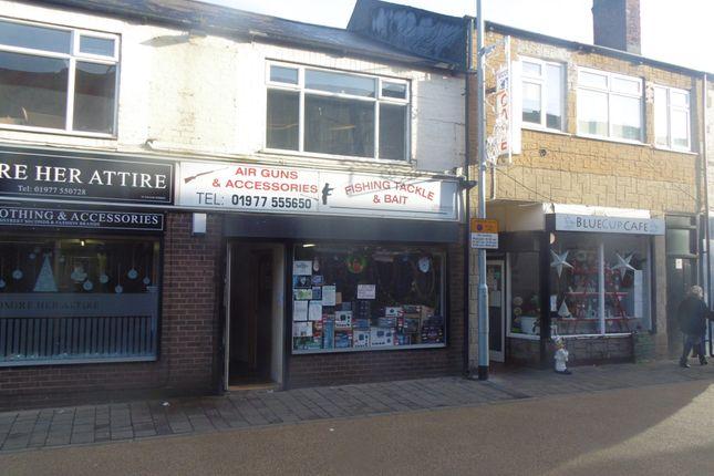 Retail premises to let in Sagar Street, Castleford