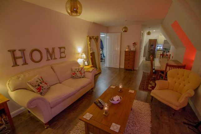 Thumbnail Flat to rent in Priestgate Court, Peterborough
