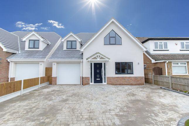 Thumbnail Detached house for sale in Fanton Walk, Shotgate