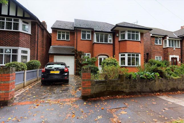 Thumbnail Detached house to rent in Winchester Road, Urmston, Manchester