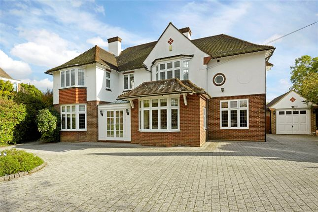 Thumbnail Detached house for sale in Bishops Lodge, 129 Forest Road, Tunbridge Wells, Kent