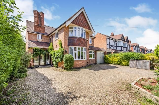 Thumbnail Detached house for sale in Walnut Avenue, Birstall, Leicester, Leicestershire