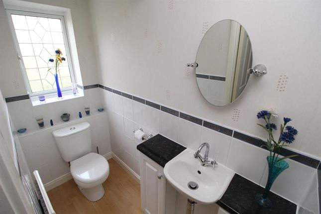 Cloakroom of Staunton Fields, Whitchurch, Bristol BS14