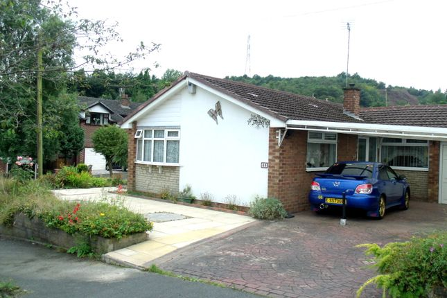 Thumbnail Detached bungalow for sale in Row Cross Green, Mottram