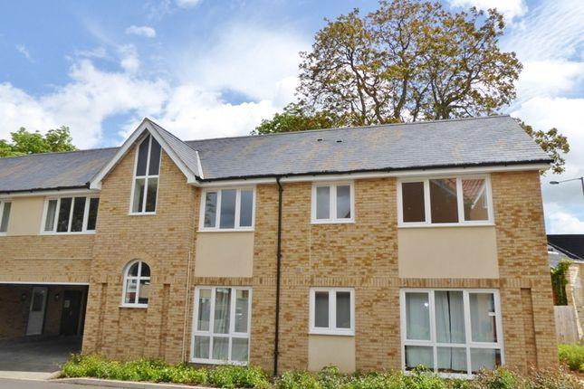 Thumbnail Flat to rent in Abernant Drive, Newmarket