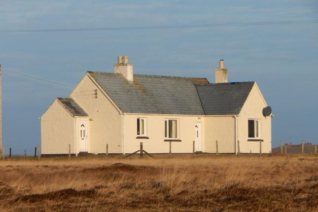 Thumbnail Cottage for sale in Clachan Sands, Isle Of North Uist