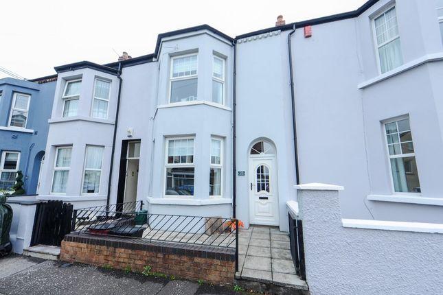 Thumbnail Terraced house for sale in Sintonville Avenue, Ballyhackamore, Belfast