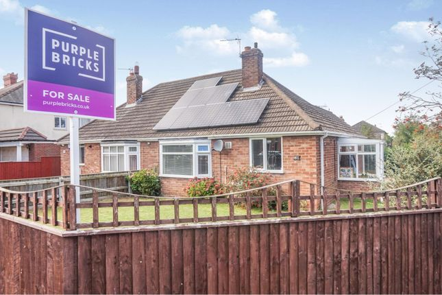 Thumbnail Semi-detached bungalow for sale in Station Road, Healing