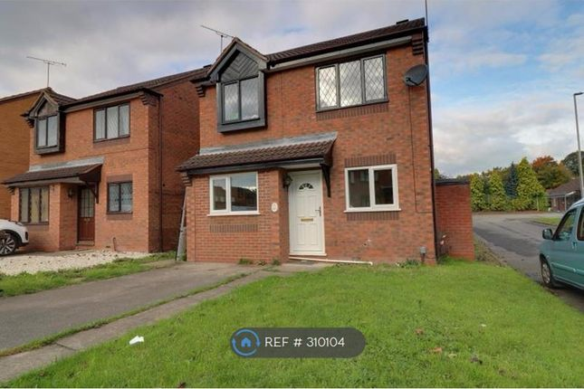 Thumbnail Detached house to rent in Helen Sharman Drive, Stafford