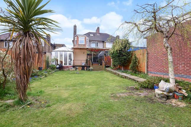 Thumbnail Semi-detached house for sale in Western Avenue, London