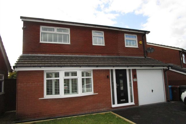Thumbnail Detached house for sale in Hannerton Road, Shaw, Oldham