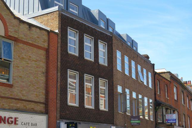 Exterior of High Street, Epsom KT19