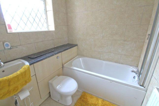 Bathroom of New Hall Road, Brampton, Chesterfield S40