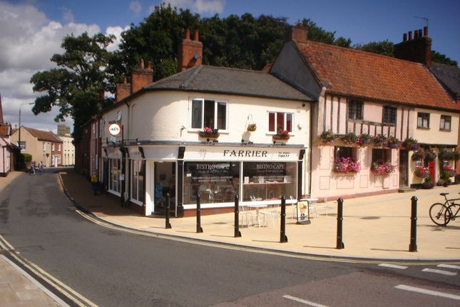 Thumbnail Flat to rent in Northgate, Beccles