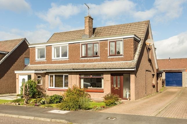 Thumbnail Semi-detached house for sale in Torridon Place, Kinross