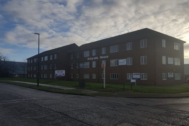 Thumbnail Light industrial for sale in Brignell Road, Middlesbrough