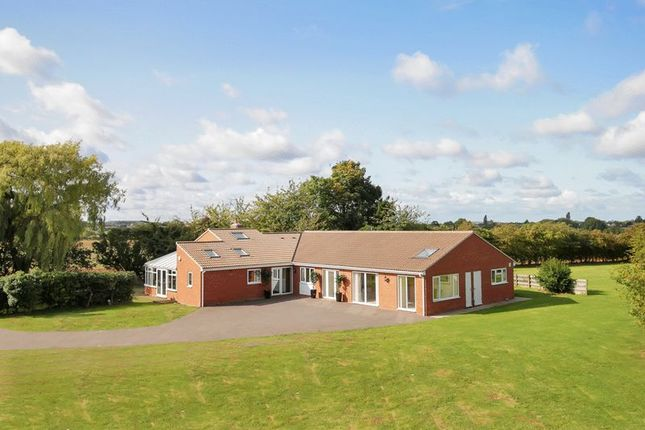 Thumbnail Detached bungalow for sale in Cotgrave Road, Plumtree, Nottingham