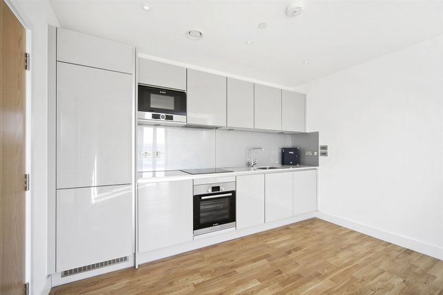 Thumbnail Flat to rent in River Mill One, Station Road, London