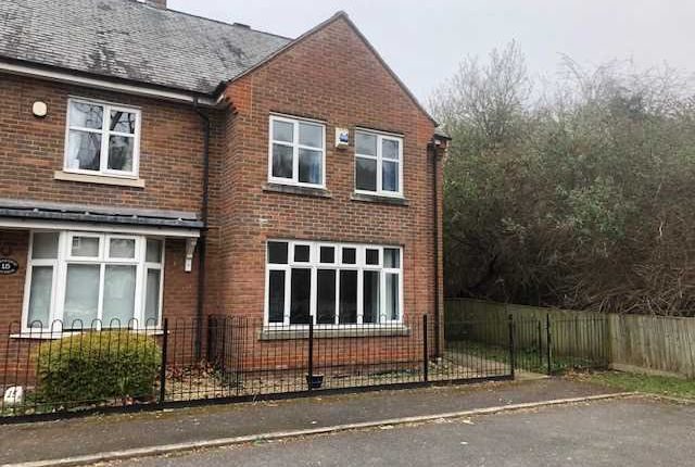 Thumbnail Semi-detached house to rent in Linden Square, Harefield, Uxbridge