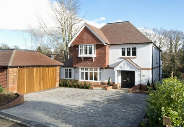 Thumbnail Detached house for sale in Wildernesse Gardens, Wildernesse Mount, Sevenoaks