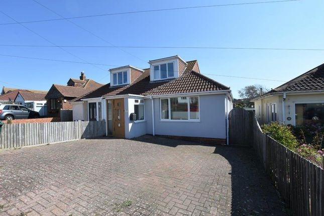 Thumbnail Semi-detached bungalow for sale in Cliff Gardens, Telscombe Cliffs