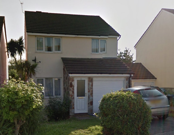 Thumbnail Detached house to rent in Burn River Rise, Torquay