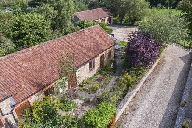 Thumbnail Barn conversion for sale in Fordhay, East Chinnock, Yeovil