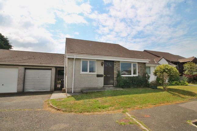 Thumbnail Terraced bungalow for sale in Elmwood Park, Loddiswell, Kingsbridge