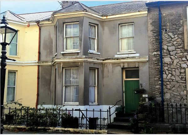 Thumbnail Block of flats for sale in 8 Hollywood Terrace, Wyndham Street West, Devon