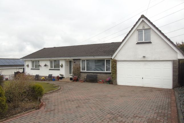 Thumbnail Detached bungalow for sale in Main Street, Chapelhall, Airdrie, North Lanarkshire