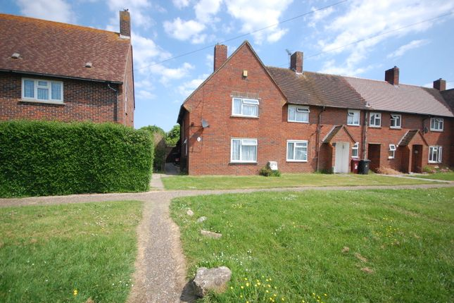 Thumbnail End terrace house for sale in Broomfield Road, Selsey