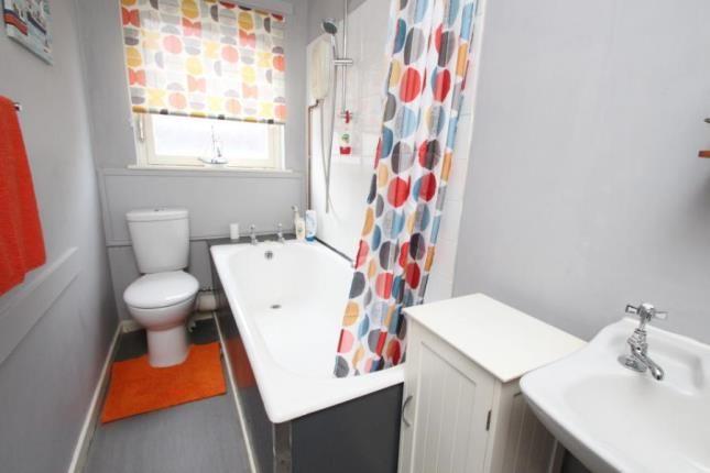 Bathroom of High Street, Burntisland, Fife KY3