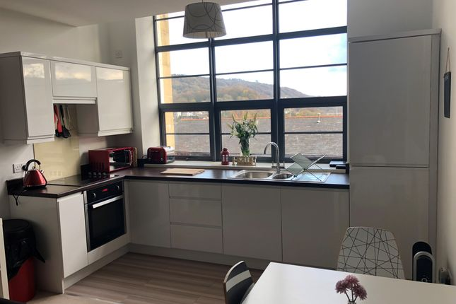 Thumbnail Flat for sale in Tyfica Road, Pontypridd