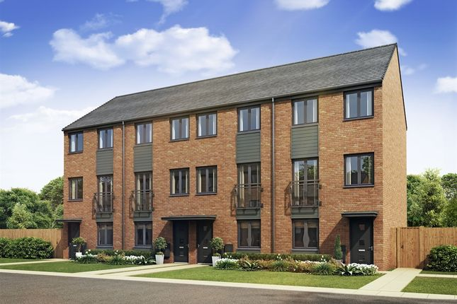 """Thumbnail End terrace house for sale in """"Greyfriars"""" at Hendon Court, Buckshaw Village, Chorley"""