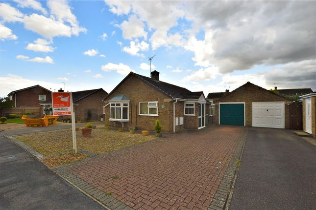 Thumbnail Detached bungalow for sale in Angus Close, Stamford