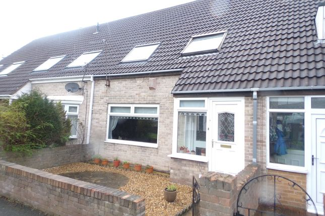 Thumbnail Terraced house for sale in Douglas Close, South Shields