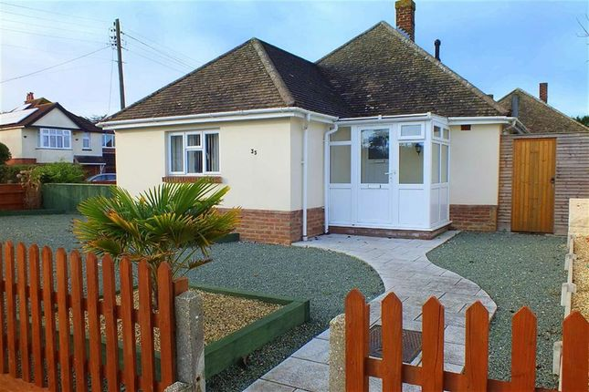 Thumbnail Bungalow for sale in Bracken Way, Walkford, Hampshire