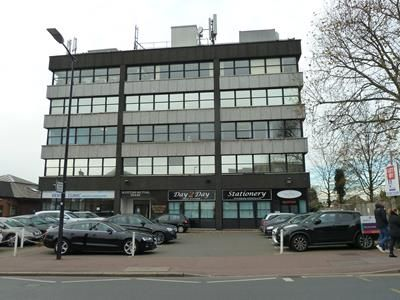 Thumbnail Office to let in Scottish Mutual House, 4th Floor. 27-29 North Street, Hornchurch, Hornchurch, Essex