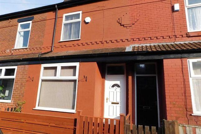 Thumbnail Terraced house for sale in Kingsmill Avenue, Levenshulme, Manchester
